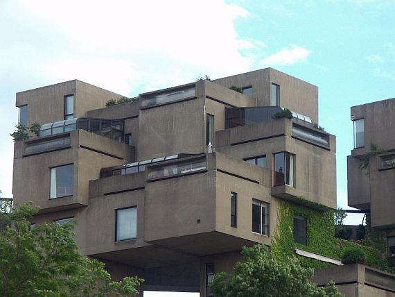 Неуклюжий дом