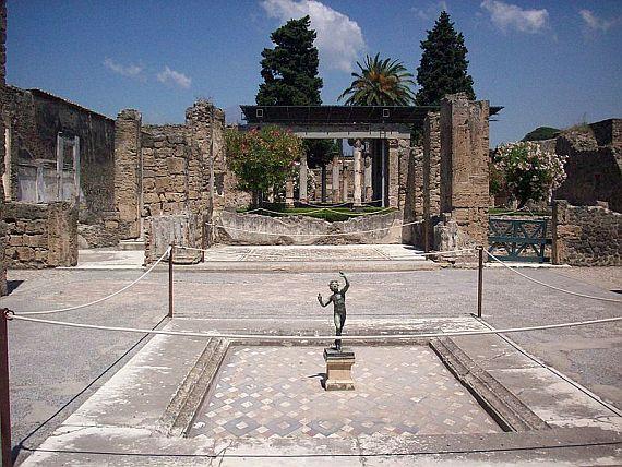 Помпей город музей