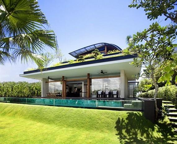 Прекраснй дом в Сингапуре