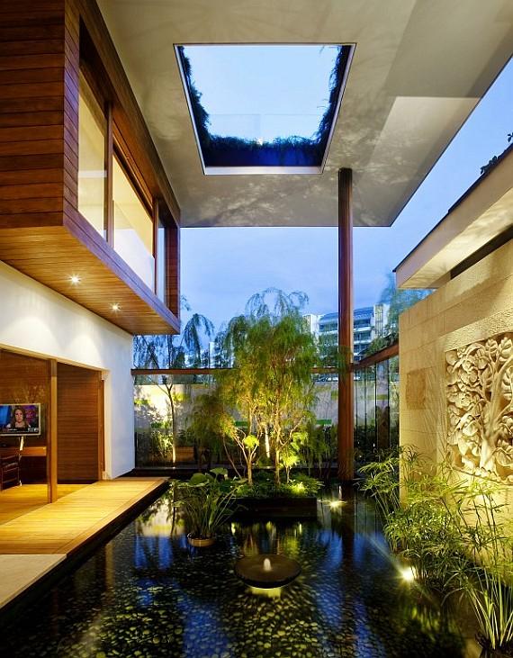 Сингапур, The Meera House