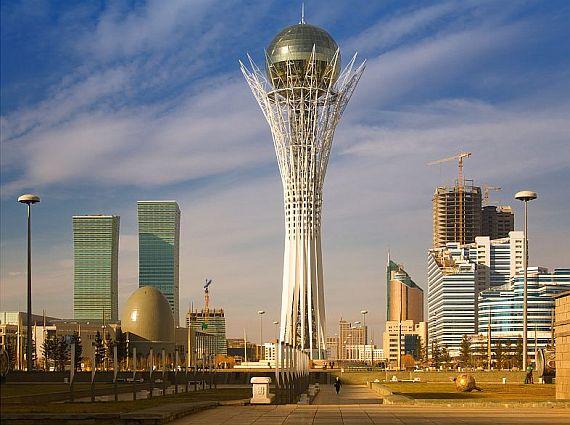 казахстан байтерек