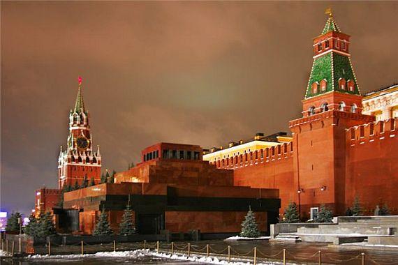 некрополь в Москве