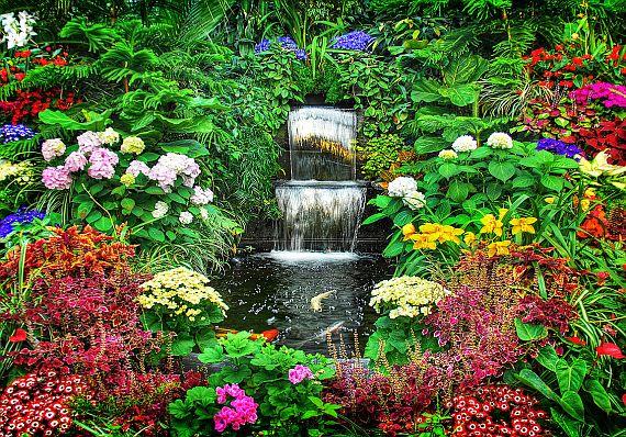 сады бутчартов канада