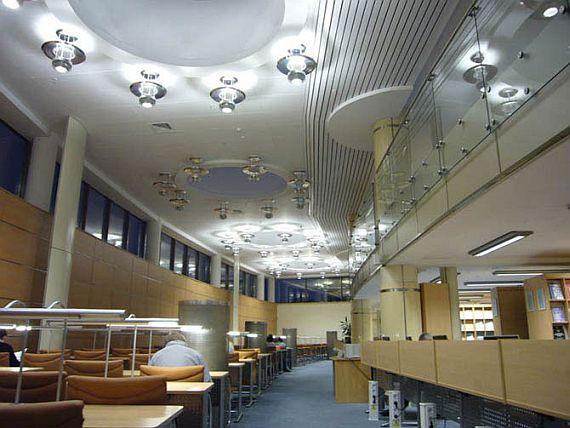 Национальная библиотека в городе Минск