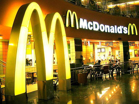Первый в мире вегетарианский Макдональд откроется в Индии