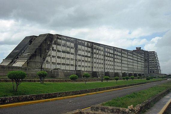 Санто-Доминго. Маяк Колумба