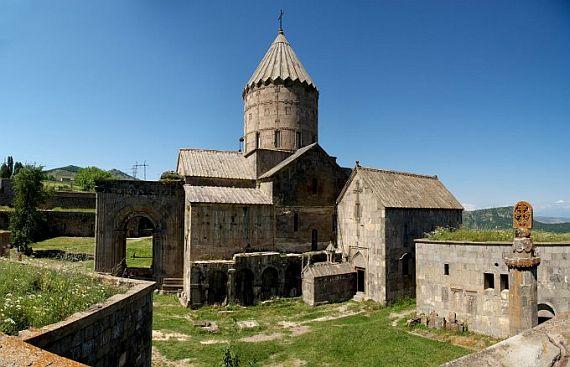 Татевский монастырь - достопримечательность Армении