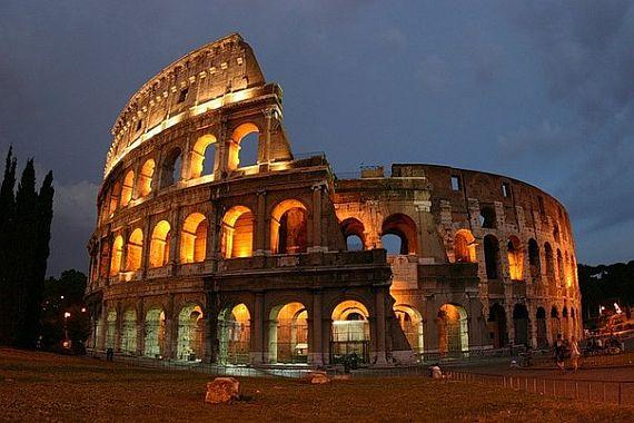 В Италии ограничен доступ к Колизею
