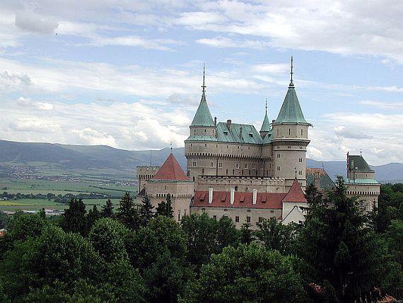Бойницкий замок  в Бойнице