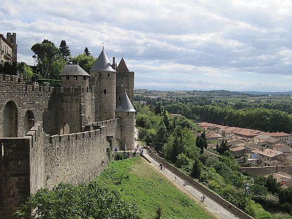Каркассон, Франция