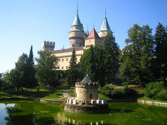 Замок в словакии Бойницкий
