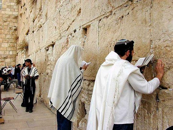 плачущая стена в израиле