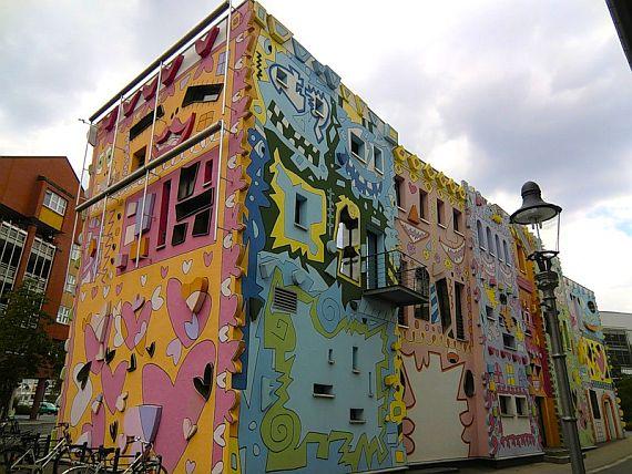 Рицци - дом в Германии