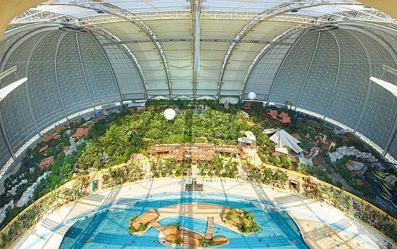 Tropical Islands Resort отличный отдых