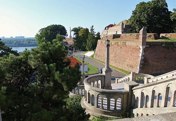 Калемегдан крепость