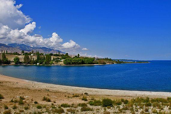 Озеро Исык Куль