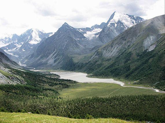 алтайские горы белуха