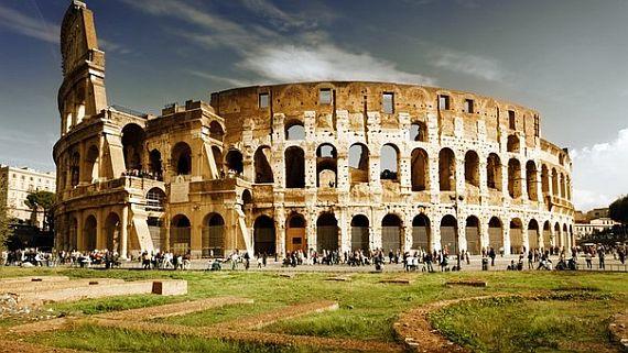 Достопримечательности Италии. Колизей