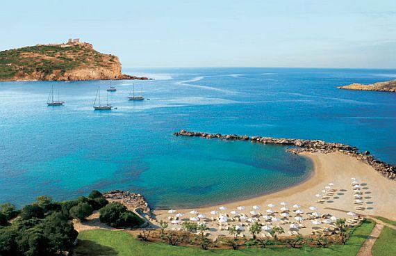 отдых в греции пляжи