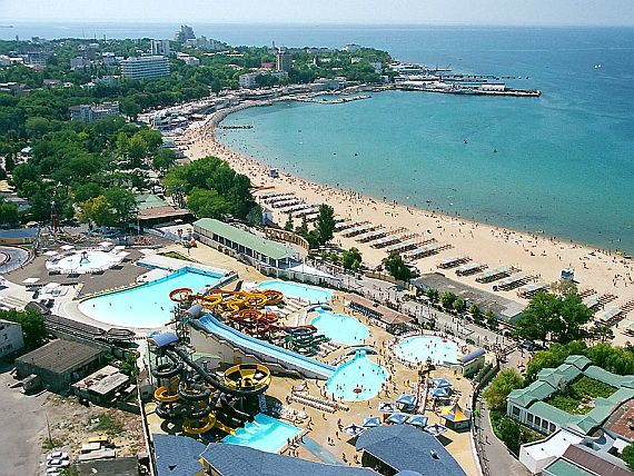 Анапа - райский уголок на берегу Черного моря!