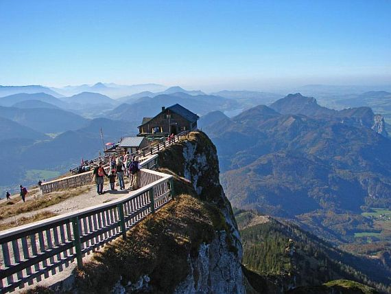 Дом в Австрии. Гора Шафберг