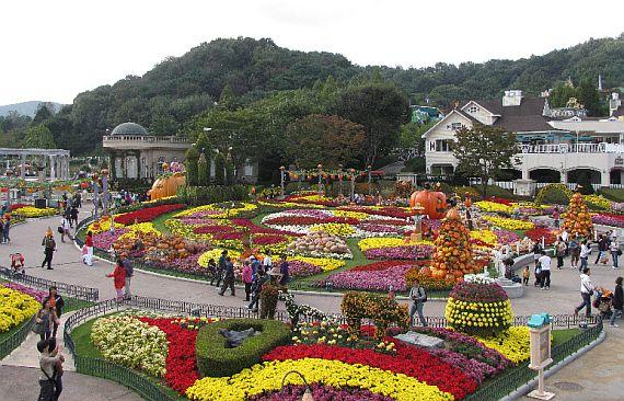 Эверленд в Корее