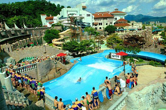 Эверленд в Южной Корее
