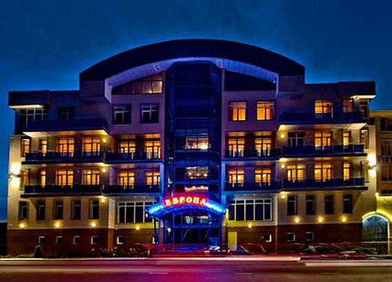 Гостиница Европа в Анапе