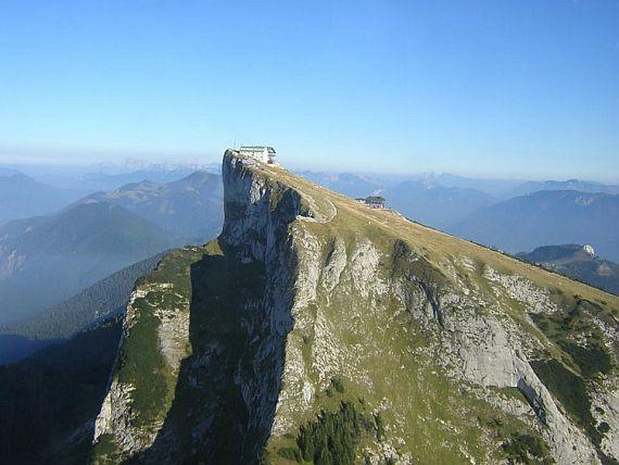 Отель в Австрии на горе Шафберг