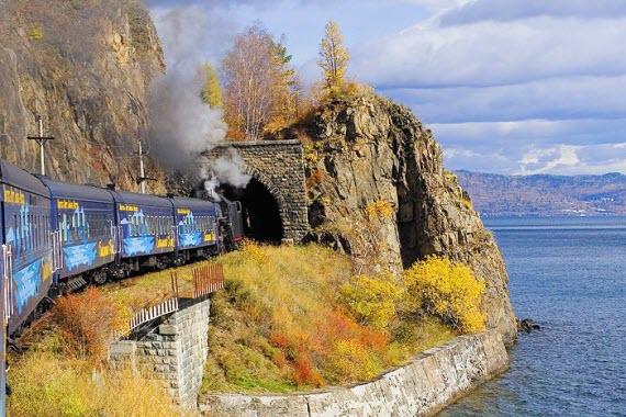 Кругобайкальская железная дорога1