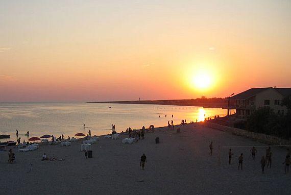 Крым, отдых в августе