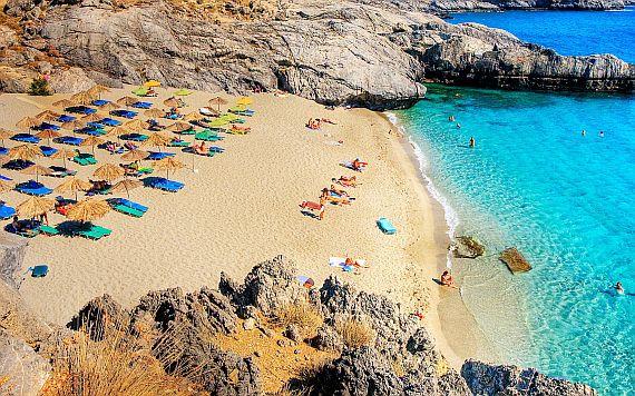 Отдых на острове Крит Греция