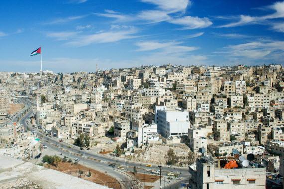 Иордания. Амман