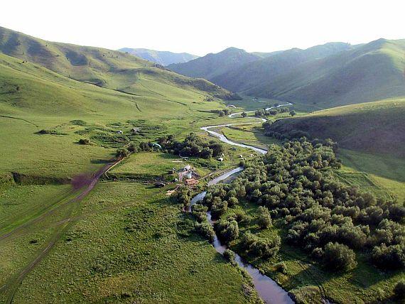 Алтайский край природа