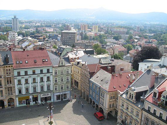 Город Либерец. Чехия