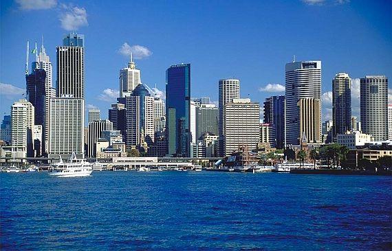 Город Сидней