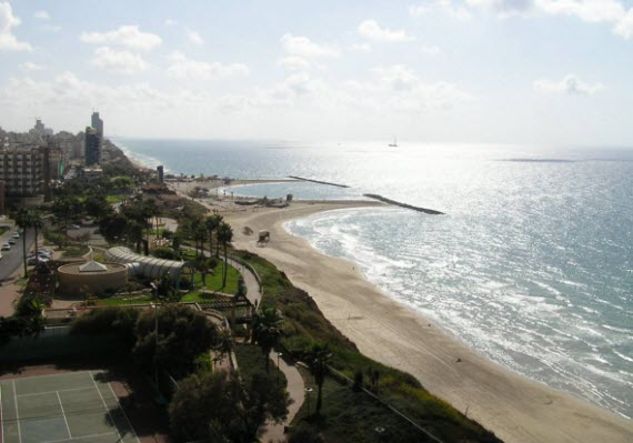 Израиль Нетания
