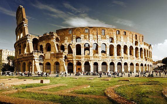 Колизей. Главные достопримечательности Рима
