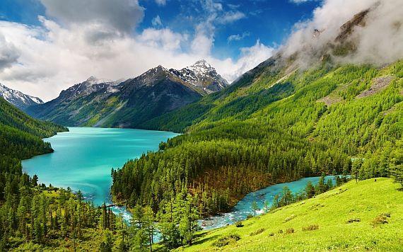 Красивая природа Алтайского края