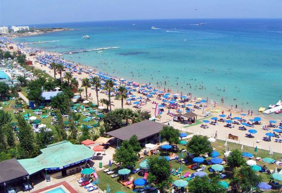 Остров Кипр отдых