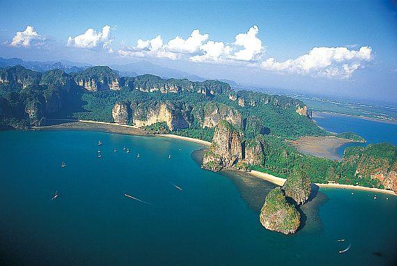 Остров Краби в Тайланде
