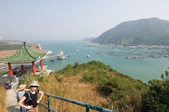 Остров Ламма. Гонконг