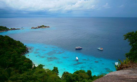 Острова Симиланы