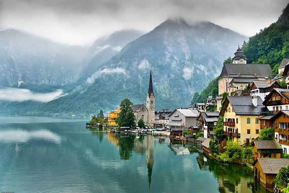 Отдых в Австрии на озерах
