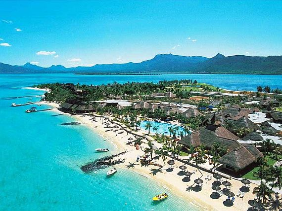 Пляжи Маврикия
