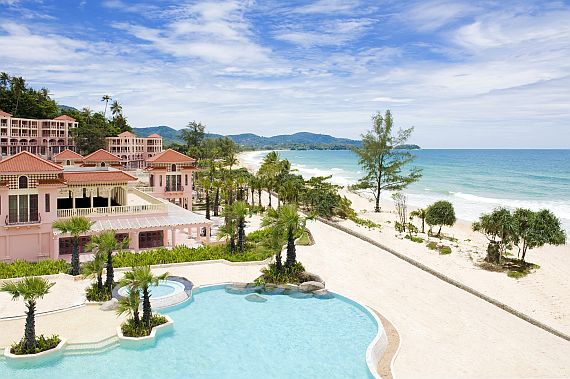 Пляжи Тайланда Пхукет