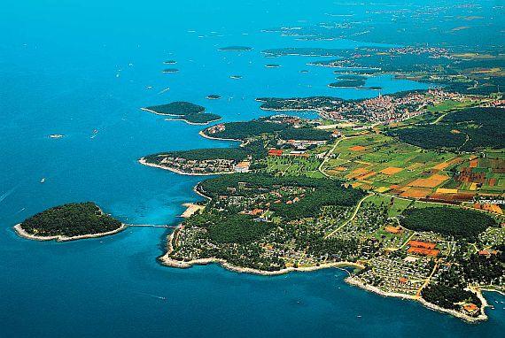 Полуостров Истрия. Хорватия