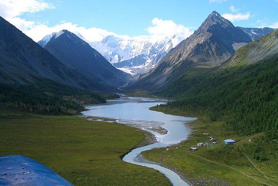 Природа Алтайского края фото