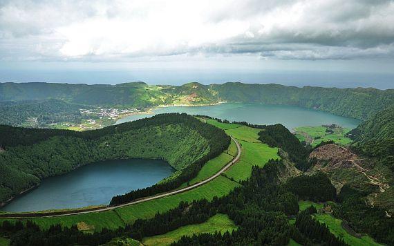 Путешествие на Азорские острова