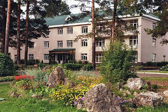 Санаторий Карагай Башкирия